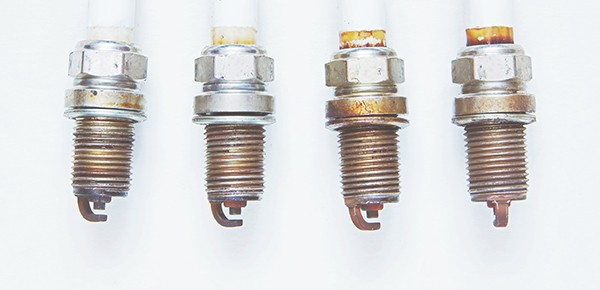Check Spark Plugs Color Champion Auto Parts
