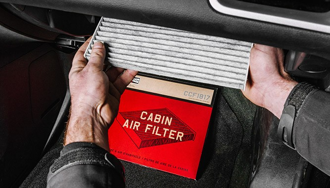 Champion Cabin Air Filter