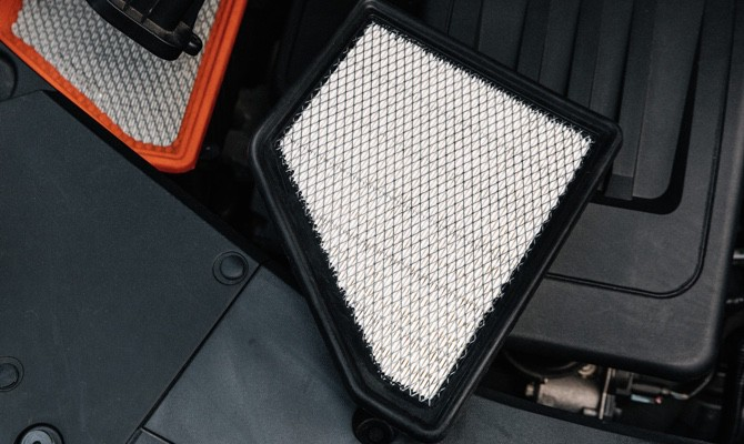 Champion Engine Air Filter.