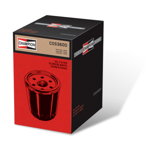 Oil Filter by Champion
