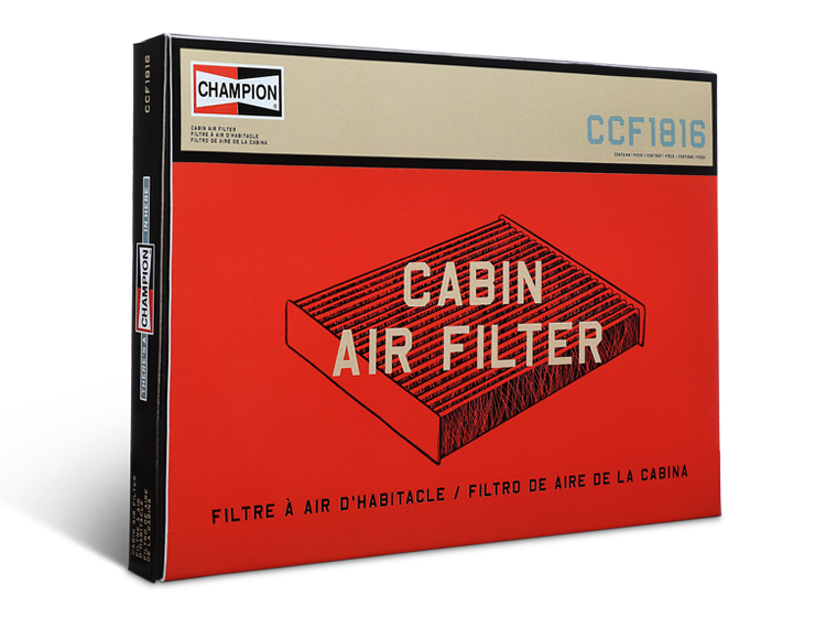 Cabin Air Filter by Champion