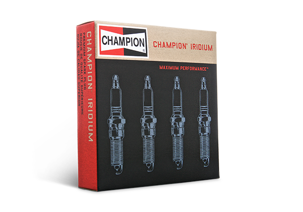 Iridium Spark Plug by Champion