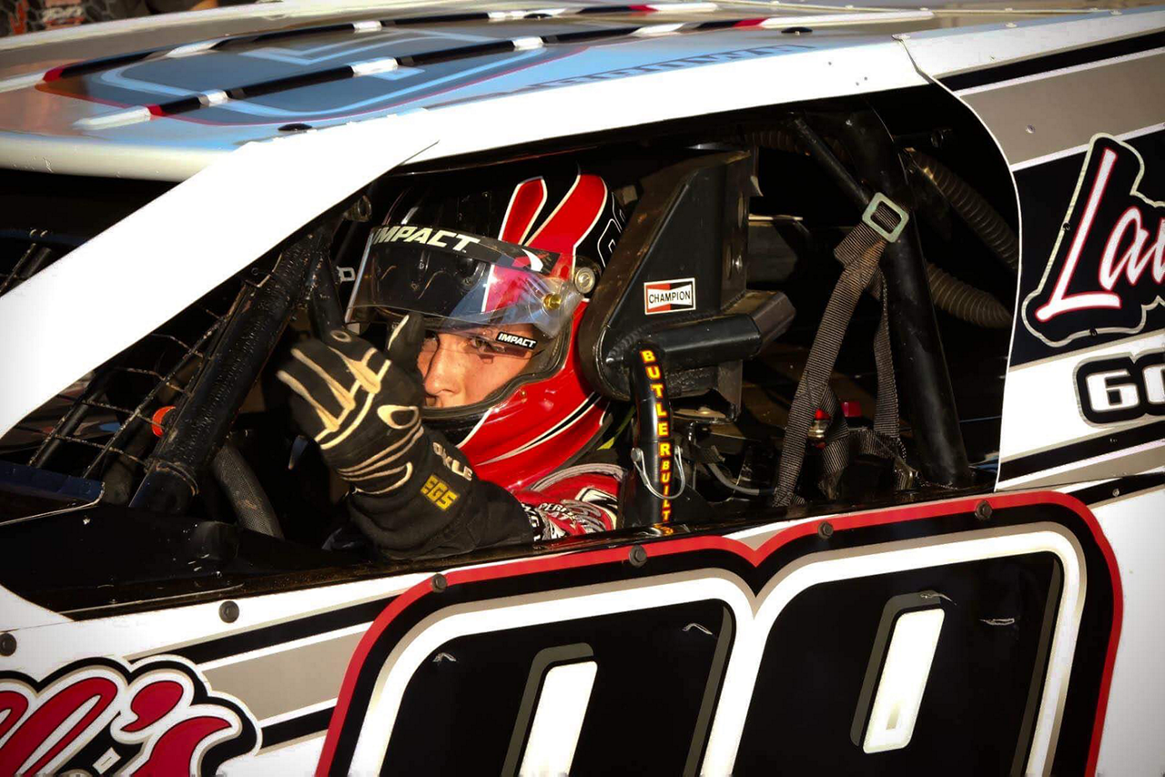 blake-brown-in-car-second-place-finish